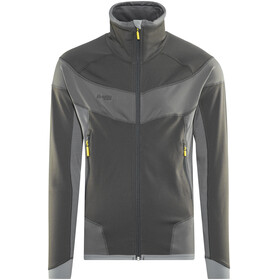 Bergans M's Roni Jacket Solid charcoal/olid grey